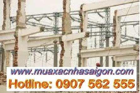 Đơn vị chuyên thu mua xác nhà cũ giá cao tại huyện Bình Chánh tphcm