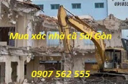 Công ty mua xác nhà cũ giá cao tại TpHCM, Sài Gòn