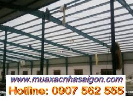MUA XÁC NHÀ XƯỞNG CŨ TPHCM - 0907 562 555