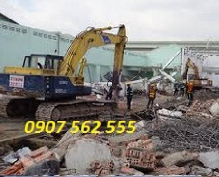Đơn vị chuyên thu mua xác nhà cũ ở tại quận 6 tphcm, Sài Gòn