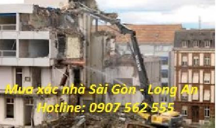 Cần bán xác nhà cũ ở tại Sài Gòn, Long An