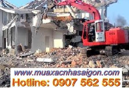 Công ty thu mua xác nhà cũ ở quận 4 – tphcm